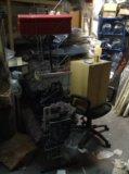 Стойка под печатную продукцию. Фото 1.