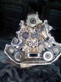 Двигатель  по запчастям. Фото 1.