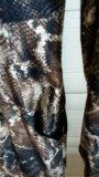 Платье трикотаж с карманами 44-46 р. Фото 3.
