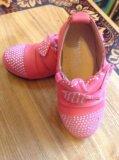 Туфли милашка новые 19 разм. Фото 1.
