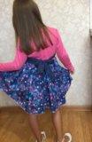 Платье новое !!!! детское.. Фото 2.