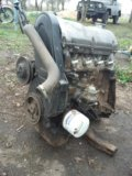 Двигатель от ваз 2105. Фото 1.