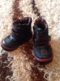 Ботинки 21 размер. Фото 1.