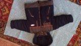 Куртка зимняя + штаны. Фото 2.