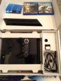 Sony playstation 4. Фото 1.