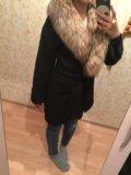 Пальто зима. Фото 3.