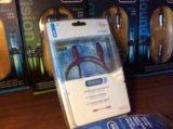 ✅ кабель оптический vivanco 41090 (1 м). Фото 1.
