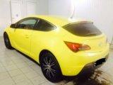 Opel astra gtc. Фото 2.