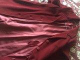Пальто длинное 48 размера. Фото 3.