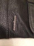 Malgrado - кожаная сумка. Фото 2.