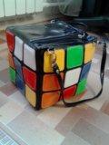 Сумка кубик-рубик. Фото 1.