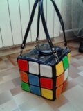 Сумка кубик-рубик. Фото 3.