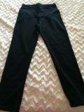 Черные брюки для беременных. Фото 2.