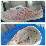 Обувь для девочки. Фото 4.