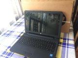 Новый ноутбук hp 15 15 ac-110ur. Фото 1.