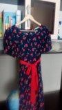 Платье в пол. Фото 3.
