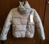 Куртка осень зима новая р.42-44. Фото 1.