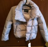 Куртка осень зима новая р.42-44. Фото 2.