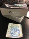 Iphone 4  32gb. Фото 4.