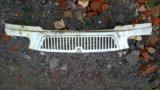 Решетка радиатора газ. Фото 1.