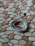 Кабель для зарядки iphone 4/4s. Фото 3.