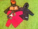 Куртки детские. Фото 1.
