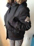 Куртка зимняя женская. Фото 3.
