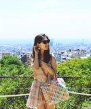 Шифоновое платье mango. Фото 1.