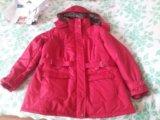 Куртка парка зимняя 54-56. Фото 1.