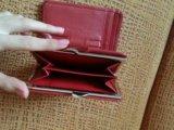 Кожаный кошелек. Фото 4.