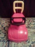 Машинка для катания. Фото 1.