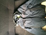 Зимняя куртка adidas. Фото 1.