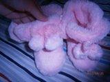 Детские тапочки. Фото 1.