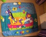 Развивающий коврик tinylove. Фото 3.