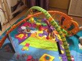 Развивающий коврик tinylove. Фото 2.