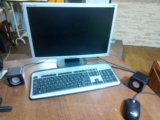 Сборный компьютер. Фото 2.