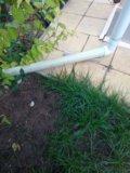 Трубы для сливов, канализации. Фото 2.