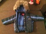 Детский зимний комплект фирмы kiko. Фото 3.