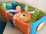 Переноска-коврик для малыша. Фото 1.