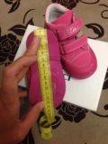 Ботиночки 21 размера. Фото 2.
