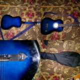 Акустическая гитара. Фото 1.