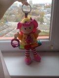 Кукла развивашка. Фото 1.