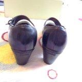 Туфли кожаные (camper) 36 размера. Фото 3.