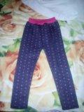 Теплые штанишки с начесом продаю по отдельности. Фото 1.