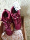 Зимние ботинки новые р-р 37. Фото 3.