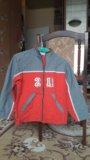 Куртка-ветровка для мальчика. Фото 1.