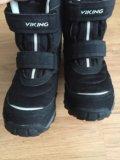 Детские ботинки зима viking gore-tex. Фото 3.