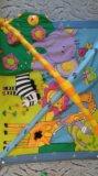 Музыкальный развивающий коврик tiny love. Фото 4.