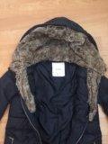Пальто pull&bear. Фото 2.