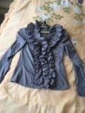 Блузка с рюшами. Фото 1.